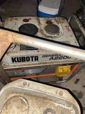 Generator for Sale in Lake Elsinore, CA