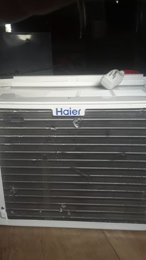 Haier window ac unit for Sale in Gilroy, CA