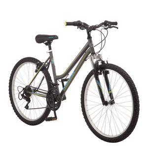 Roadmaster Granite Peak Women's Mountain Bike, 26-inch wheels, grey for Sale in Miramar, FL