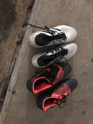 Soccer shoes for Sale in Silver Spring, MD