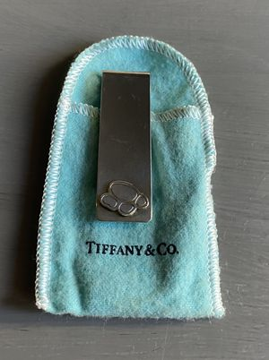 Tiffany's Limited Edition Money Clip for Sale in Ballwin, MO