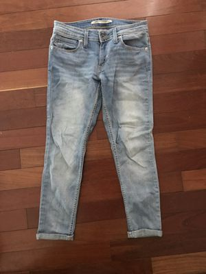 Levi's Cropped Jeans Size 3 for Sale in Key Biscayne, FL