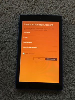 Amazon fire HD8 tablet 16 gb for Sale in Denver, CO