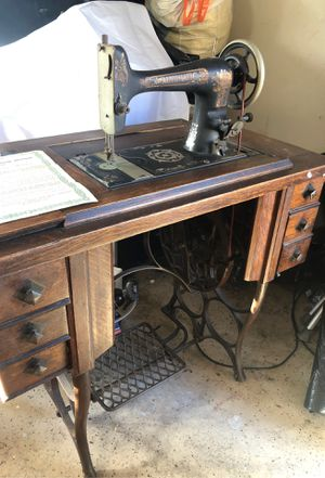 1915 antique automatic sewing machine for Sale in Yorba Linda, CA