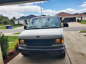 99 Ford Econoline for Sale in Gibsonton, FL