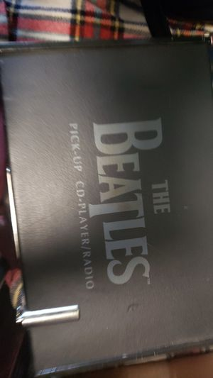 The Beatles cd player for Sale in REVERE, MA