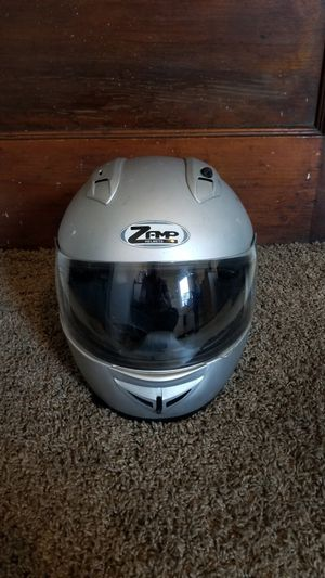 Used Zamp motorcycle helmet. Size L for Sale in Chicago, IL