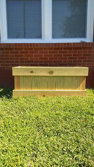 Planter boxes, made for the outdoors for Sale in Hermitage, TN