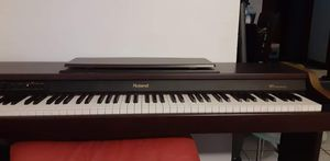 Roland piano like new barely used for Sale in Chicago, IL