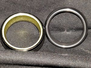 Tungsten Carbide Mens Rings for Sale in Las Vegas, NV