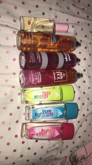Bath and body works, adidas, and other for Sale in Unionville, IA