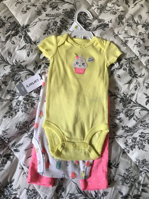 Baby Clothes Girl 3 M for Sale in Kensington, MD