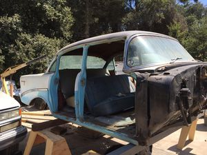 56 Chevy Belair Project Car for Sale in Santa Maria, CA