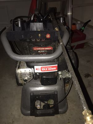 Troy-bilt Pressure washer for Sale in Wichita, KS