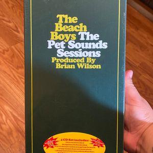 The Beach Boys 4 Disk Set for Sale in Pico Rivera, CA