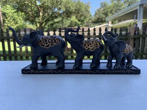Antique elephant bookend! for Sale in Lafayette, LA