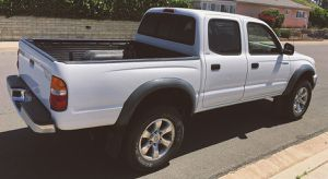 TOYOTA TACOMA 2003 The 4×4 Limited has a tough for Sale in Newark, NJ