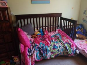 Baby/toddlers bed for Sale in Gaithersburg, MD
