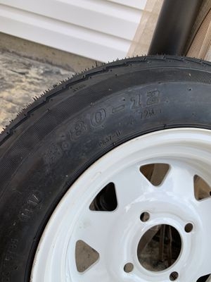 New trailer tire 4.80-12 for Sale in Langhorne, PA