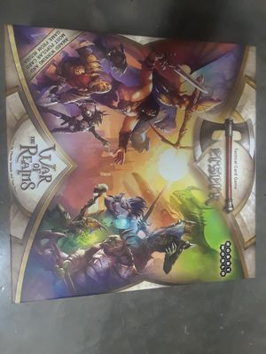 Berserk War of the Realms board game for Sale in Fort Pierce, FL
