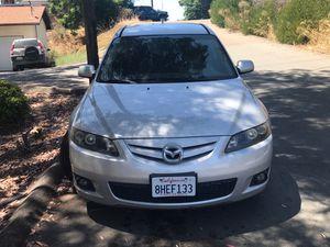 2006 Mazda 6 Clean Title...Current Reg...Brand new rims for Sale in La Mesa, CA