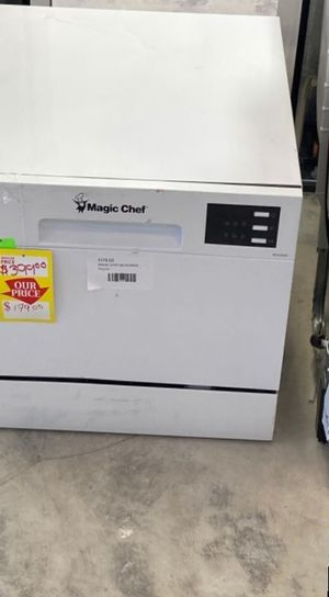 Magic chef 💦Dishwasher💦MCSCD6W5 IALGA for Sale in Riverside, CA