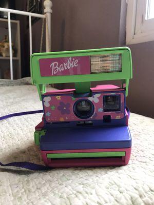 Vintage Barbie Polaroid Camera for Sale in Santa Fe Springs, CA