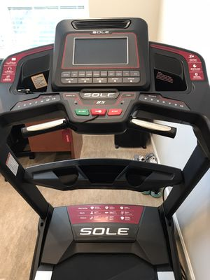 Sole F85 Treadmill for Sale in Hoffman Estates, IL