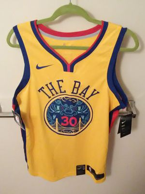 NBA CURRY JERSEY for Sale in Washington, DC