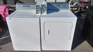 $$ WHIRLPOOL WASHER & GAS DRYER COIN MACHINE $$ for Sale in Victorville, CA