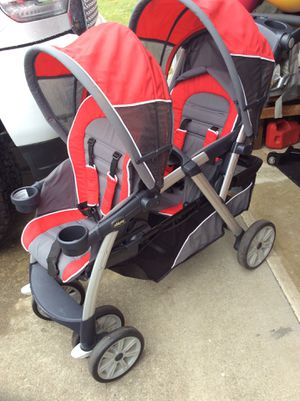 Chicco double stroller for Sale in Daly City, CA