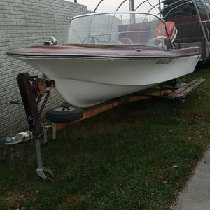 1971 Saftmate 15 Foot Boat for Sale in Allen Park, MI
