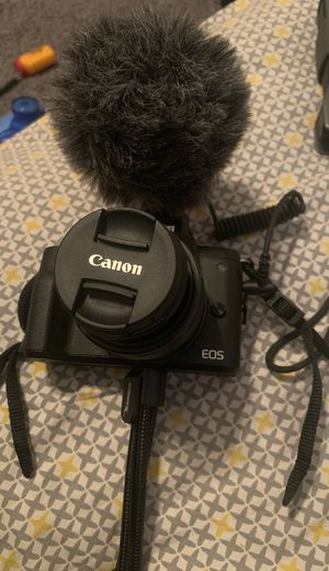 CANON M50 VLOG 4k camera for Sale in Fresno, CA