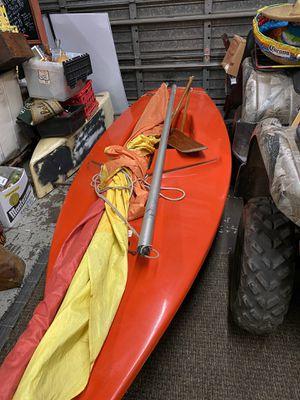 Sunfish Sailboat for Sale in Lodi, CA