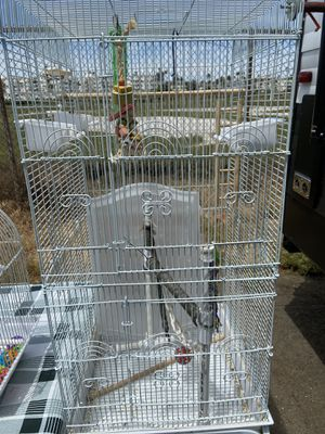 Cockatiel bird cage for Sale in San Diego, CA