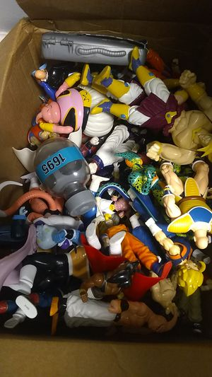 Dragon Ball Z action figures 1996 for Sale in Ashland City, TN