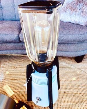 REDUCED!! Vintage Rocketship Blender Lamp for Sale in Portland, OR