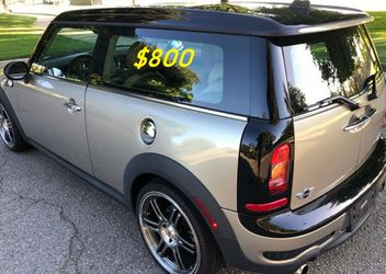 ❇️URGENTLY 💲8OO Very nice Mini Cooper 💝Runs and drives very smooth! in very good condition.🟢 for Sale in Lauderhill,  FL
