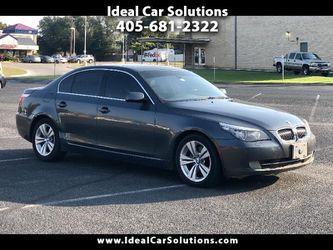2010 BMW 5-Series for Sale in Oklahoma City,  OK