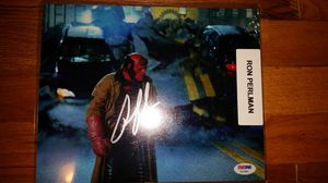 PSA/DNA Ron Perlman 8x10 Photo Pop Century Autograph for Sale in Medina, WA