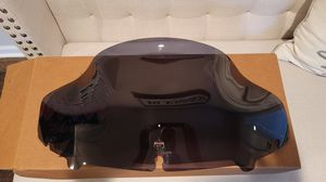 Klock werks 8.5 dark smoke windshield for 2014-2020 Street Glide for Sale in Downers Grove, IL