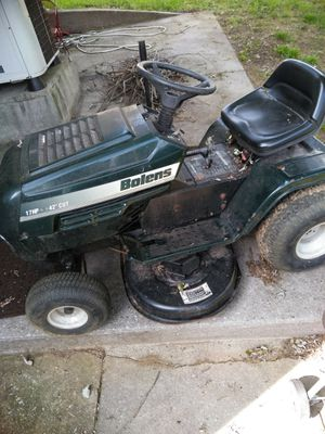 Bolens ride on mower for Sale in Halethorpe, MD