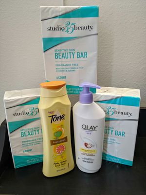 Soap, Body Wash & Olay Lotion for Sale in Everett, WA