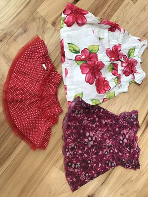 3 month baby girl clothes for Sale in Howard, OH