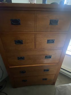 Real Wooden Dresser for Sale in Sumner,  WA