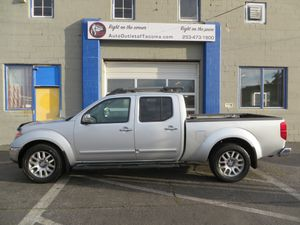 2012 Nissan Frontier for Sale in Tacoma, WA