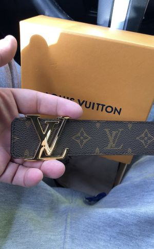 BROWN MONOGRAM LOUIS VUITTON BELT BRAND NEW for Sale in New York, NY