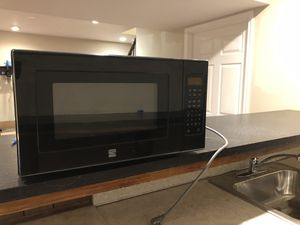 Microwave (Kenmore) for Sale in Alexandria, VA