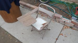 Lil kids foldable school desk $35 for Sale in Jurupa Valley, CA