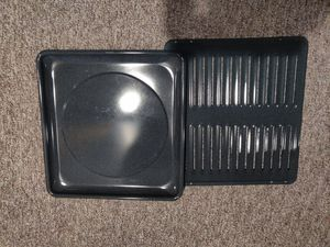 Kitchen Aid oven size broiler pan, barely used for Sale in Deer Park, IL